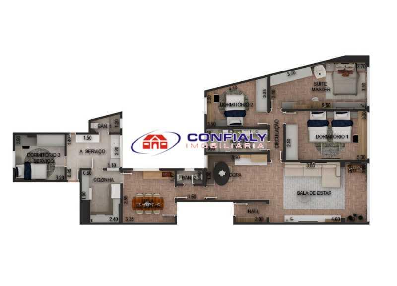 IMG-20201106-WA0007 - Apartamento à venda Rua Ministro Viveiros de Castro,Copacabana, Rio de Janeiro - R$ 1.250.000 - MLAP30029 - 1