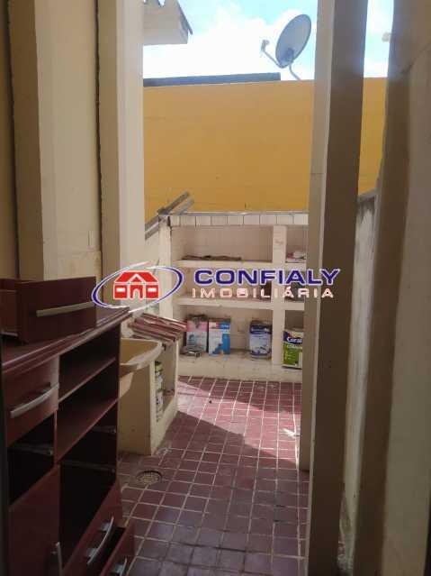 área de serviço 2 - Casa à venda Rua Enéas Martins,Guadalupe, Rio de Janeiro - R$ 190.000 - MLCA20067 - 16