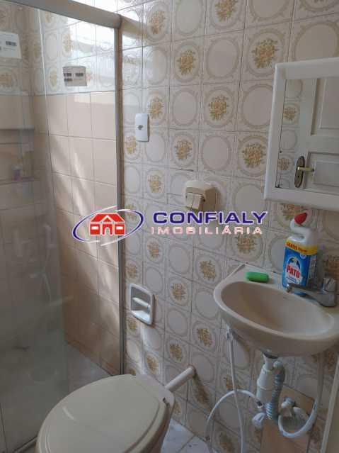 banheiro 2 - Casa à venda Rua Enéas Martins,Guadalupe, Rio de Janeiro - R$ 190.000 - MLCA20067 - 13