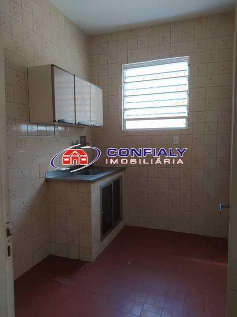 cozinha - Casa à venda Rua Enéas Martins,Guadalupe, Rio de Janeiro - R$ 190.000 - MLCA20067 - 8