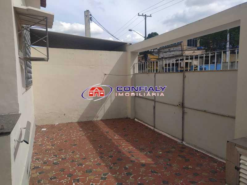 garagem - Casa à venda Rua Enéas Martins,Guadalupe, Rio de Janeiro - R$ 190.000 - MLCA20067 - 3