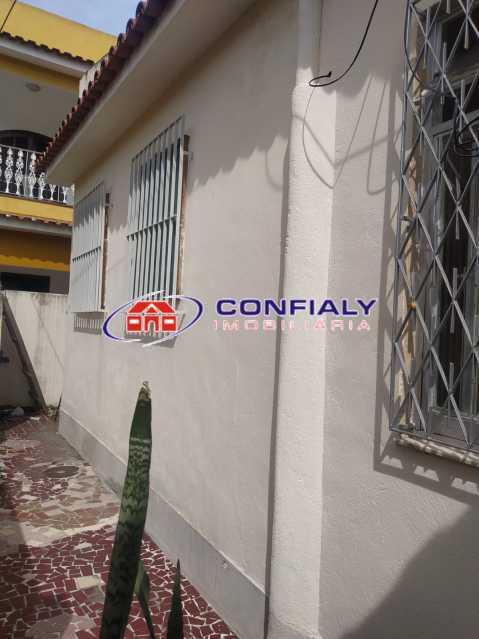 quintal lateral 2 - Casa à venda Rua Enéas Martins,Guadalupe, Rio de Janeiro - R$ 190.000 - MLCA20067 - 18