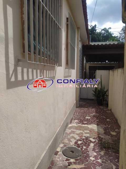 quintal lateral - Casa à venda Rua Enéas Martins,Guadalupe, Rio de Janeiro - R$ 190.000 - MLCA20067 - 17