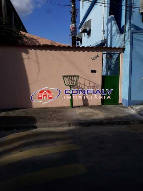 IMG-20210802-WA0105 - Casa de Vila 1 quarto para alugar Cabuis, Nilópolis - R$ 500 - MLCV10022 - 1