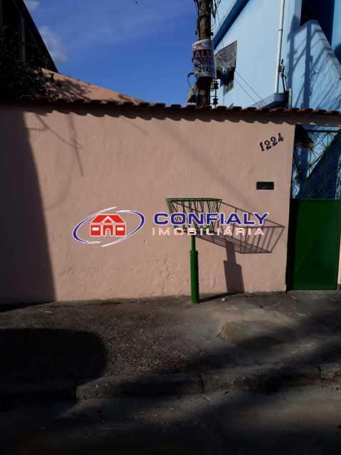 IMG-20210802-WA0100 - Casa de Vila 1 quarto para alugar Cabuis, Nilópolis - R$ 600 - MLCV10023 - 1
