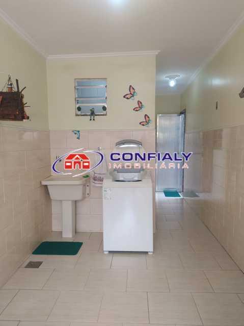 área de serviço - Casa à venda Rua Marapendi,Marechal Hermes, Rio de Janeiro - R$ 630.000 - MLCA50007 - 23
