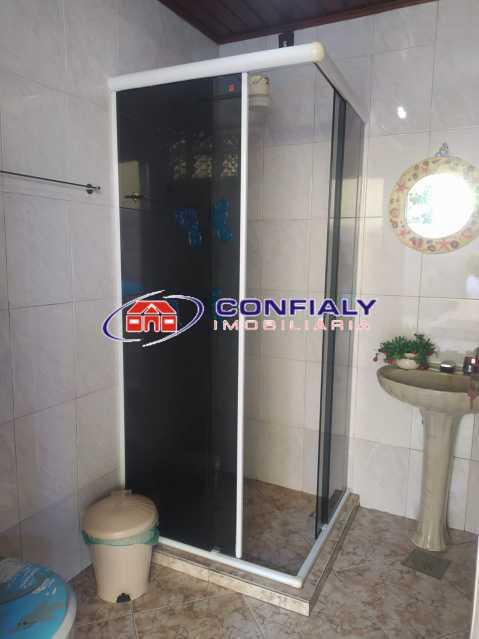 banheiro da piscina - Casa à venda Rua Marapendi,Marechal Hermes, Rio de Janeiro - R$ 630.000 - MLCA50007 - 24