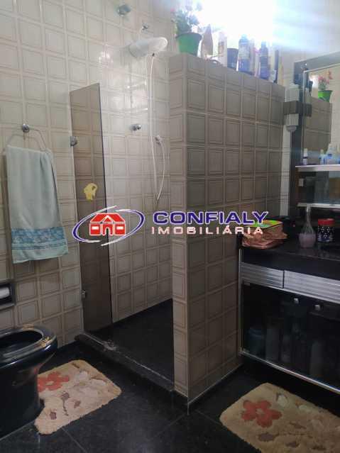 banheiro principal - Casa à venda Rua Marapendi,Marechal Hermes, Rio de Janeiro - R$ 630.000 - MLCA50007 - 12