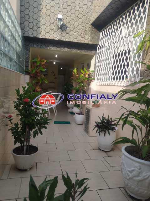 jardim de inverno - Casa à venda Rua Marapendi,Marechal Hermes, Rio de Janeiro - R$ 630.000 - MLCA50007 - 6