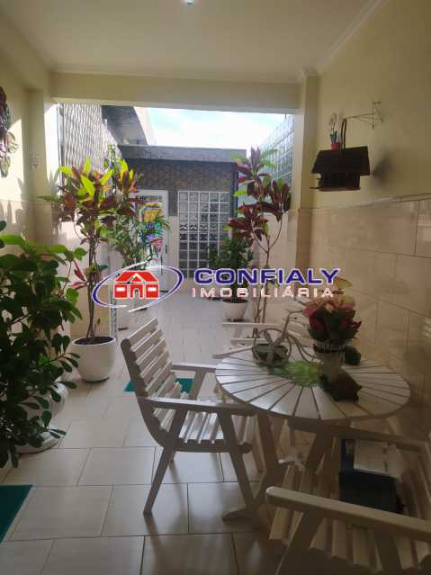 jardim de invernoo - Casa à venda Rua Marapendi,Marechal Hermes, Rio de Janeiro - R$ 630.000 - MLCA50007 - 7