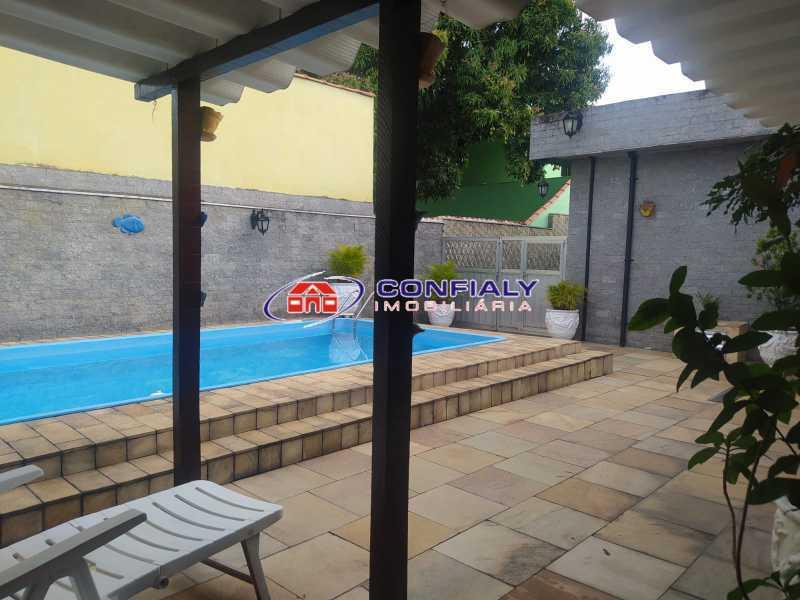piscina - Casa à venda Rua Marapendi,Marechal Hermes, Rio de Janeiro - R$ 630.000 - MLCA50007 - 3