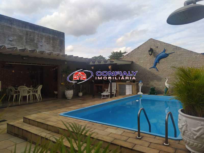 piscinaa - Casa à venda Rua Marapendi,Marechal Hermes, Rio de Janeiro - R$ 630.000 - MLCA50007 - 1
