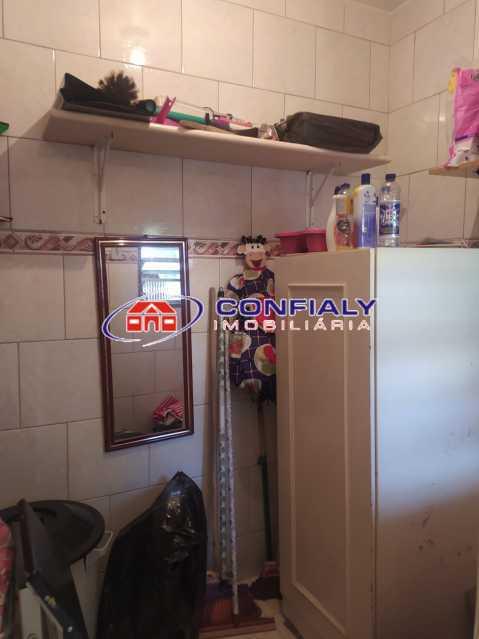 quarto de empregada - Casa à venda Rua Marapendi,Marechal Hermes, Rio de Janeiro - R$ 630.000 - MLCA50007 - 25