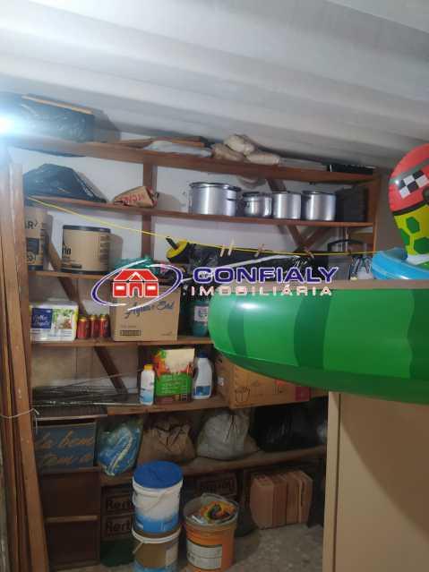 quarto fora - Casa à venda Rua Marapendi,Marechal Hermes, Rio de Janeiro - R$ 630.000 - MLCA50007 - 26