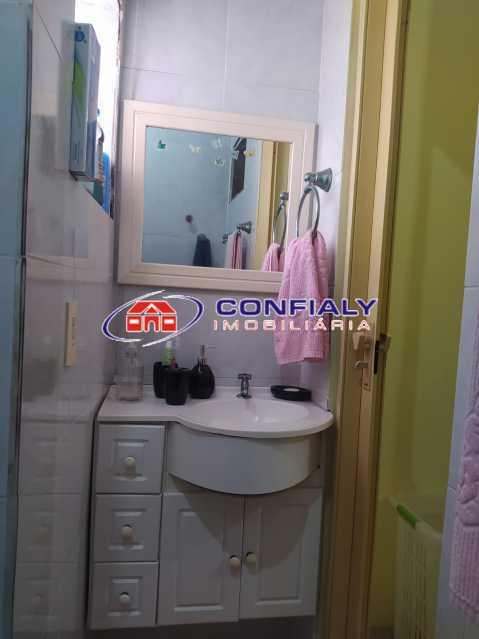 banheiro empregda - Apartamento à venda Rua Jerônimo Pinto,Campinho, Rio de Janeiro - R$ 200.000 - MLAP20185 - 5
