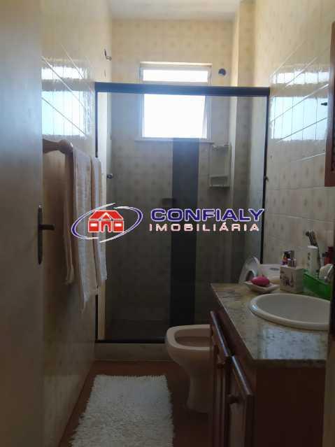 banheiro principal - Apartamento à venda Rua Jerônimo Pinto,Campinho, Rio de Janeiro - R$ 200.000 - MLAP20185 - 14