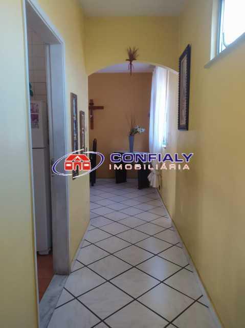 corredor - Apartamento à venda Rua Jerônimo Pinto,Campinho, Rio de Janeiro - R$ 200.000 - MLAP20185 - 3