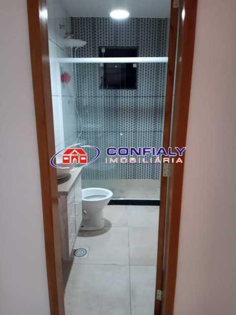 banheiro - Apartamento à venda Rua Óbidos,Bento Ribeiro, Rio de Janeiro - R$ 160.000 - MLAP20187 - 10