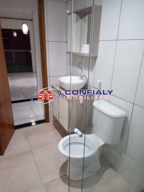 banheiro2 - Apartamento à venda Rua Óbidos,Bento Ribeiro, Rio de Janeiro - R$ 160.000 - MLAP20187 - 13