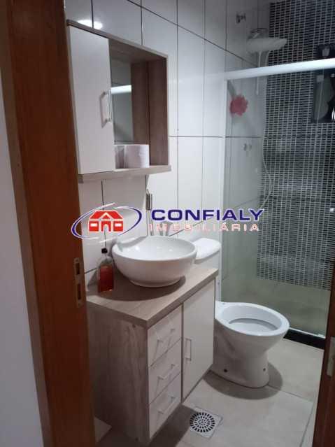 banheiro3 - Apartamento à venda Rua Óbidos,Bento Ribeiro, Rio de Janeiro - R$ 160.000 - MLAP20187 - 11