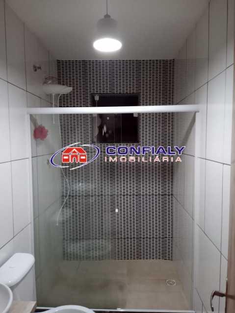 banheiro4 - Apartamento à venda Rua Óbidos,Bento Ribeiro, Rio de Janeiro - R$ 160.000 - MLAP20187 - 12