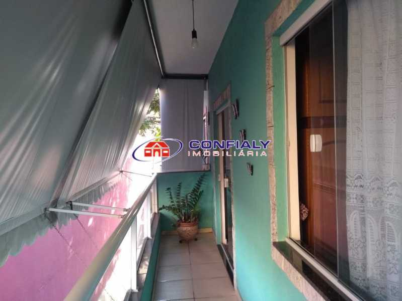varanda2 - Apartamento à venda Rua Óbidos,Bento Ribeiro, Rio de Janeiro - R$ 160.000 - MLAP20187 - 1