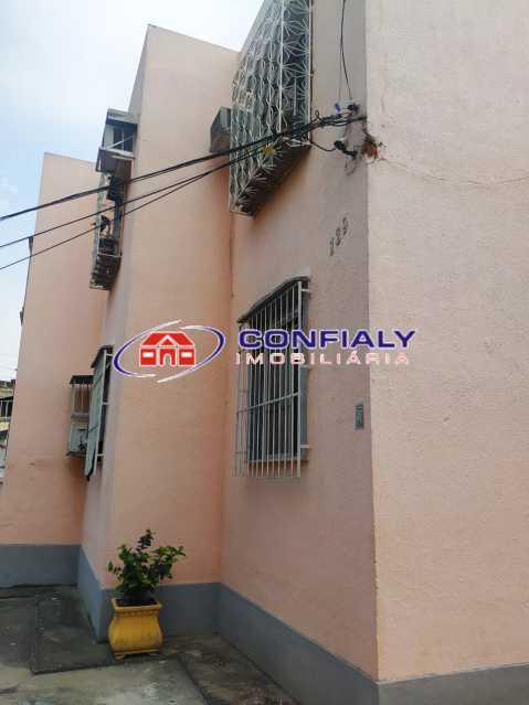 a - Apartamento para venda e aluguel Rua Ezequiel Freire,Rocha Miranda, Rio de Janeiro - R$ 180.000 - MLAP20189 - 1