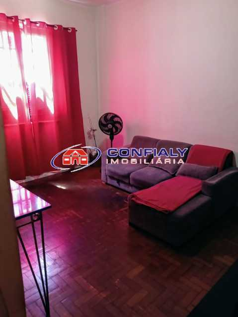 a6a71790-1522-421e-bde8-75d735 - Apartamento à venda Rua Mário Barbedo,Vila Valqueire, Rio de Janeiro - R$ 200.000 - MLAP20190 - 3