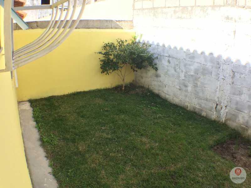 4 - Quintal - CASA EM CONDOMÍNIO À VENDA - CD-0047 - 5