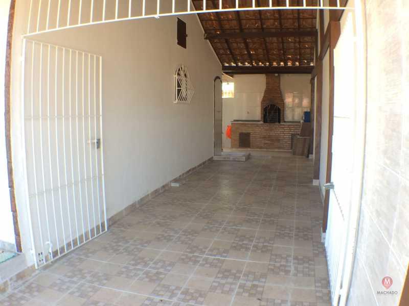 5 - Garagem - CASA EM CONDOMÍNIO À VENDA - CD-0048 - 6