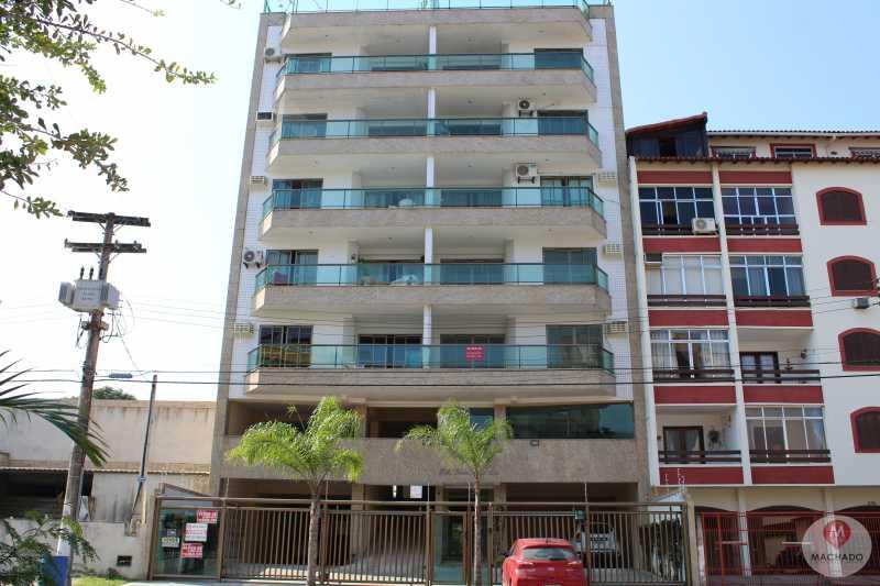 1 - Fachada - APARTAMENTO À VENDA EM ARARUAMA - PARQUE HOTEL - AP-0056 - 1