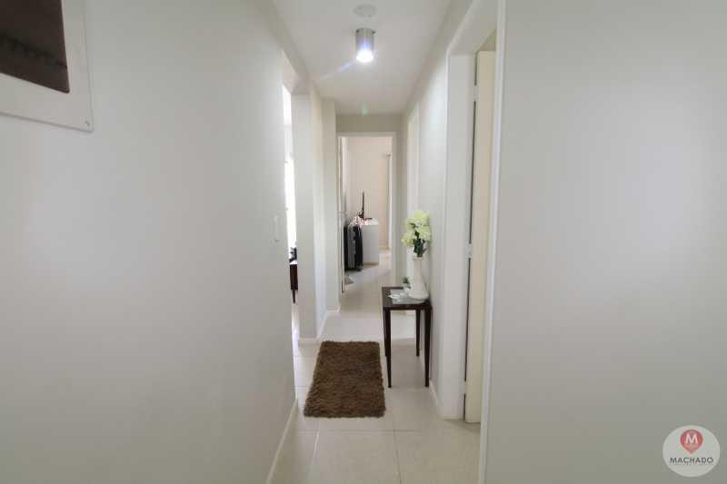 16 - Circulação - APARTAMENTO À VENDA EM ARARUAMA - PARQUE HOTEL - AP-0056 - 17