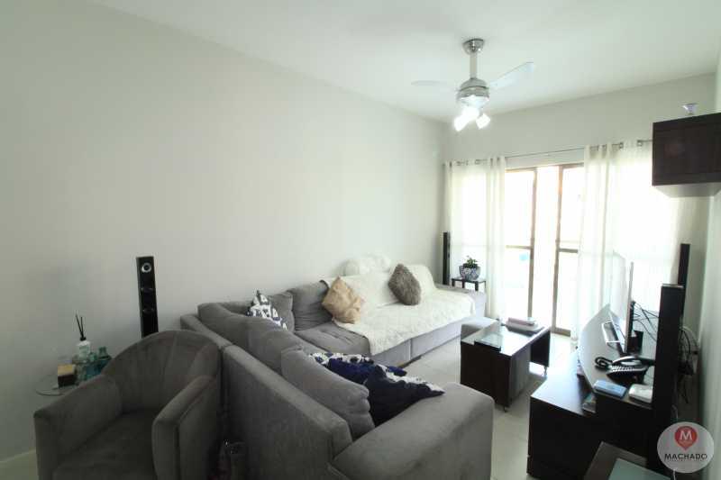 7 - Sala - APARTAMENTO À VENDA EM ARARUAMA - PARQUE HOTEL - AP-0056 - 8