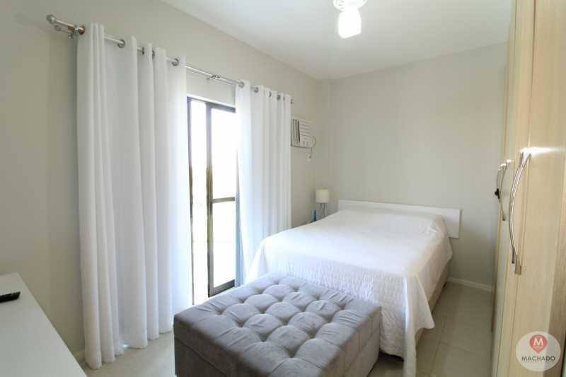 10 - Suíte - APARTAMENTO À VENDA EM ARARUAMA - PARQUE HOTEL - AP-0056 - 11