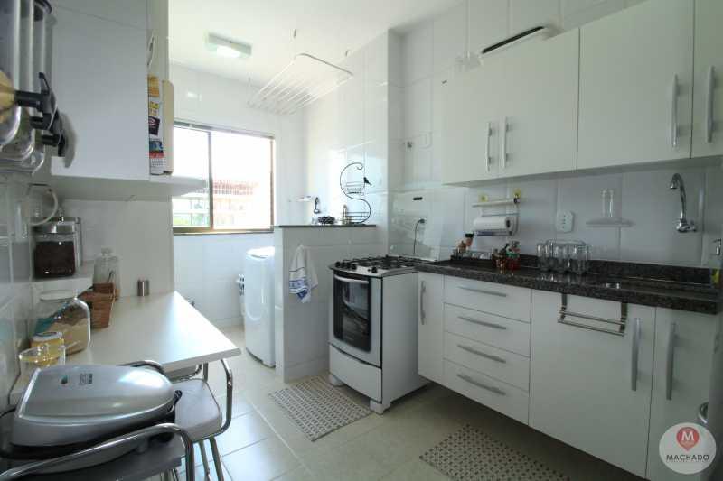 18 - Cozinha - APARTAMENTO À VENDA EM ARARUAMA - PARQUE HOTEL - AP-0056 - 19