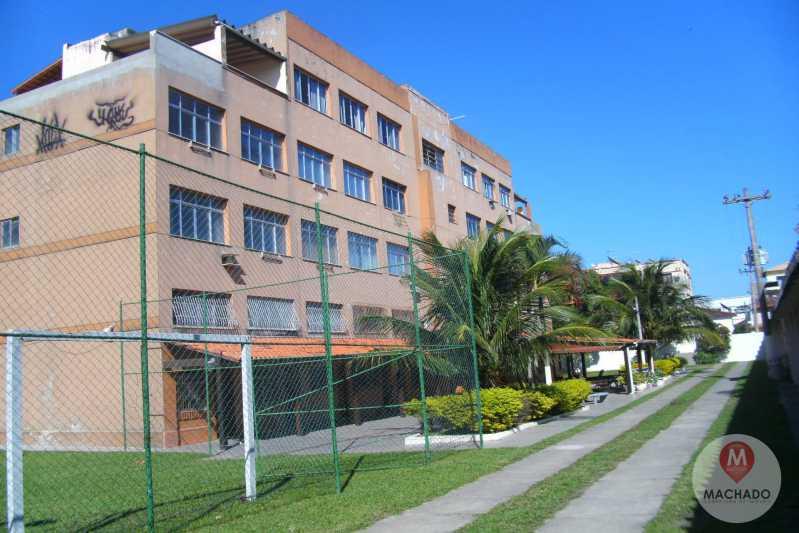 2 - Fachada Fundos - APARTAMENTO À VENDA EM ARARUAMA - IGUABINHA - AP-0069 - 4