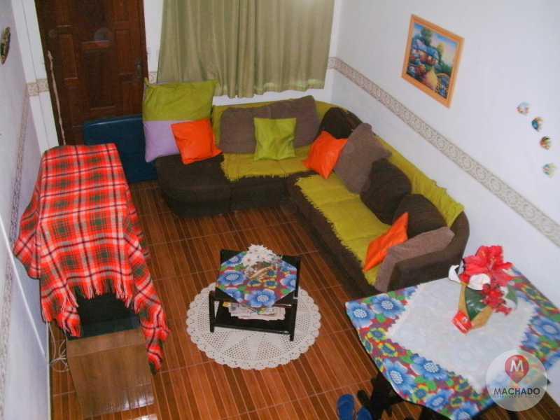 5 - Sala - APARTAMENTO À VENDA EM ARARUAMA - IGUABINHA - AP-0069 - 7