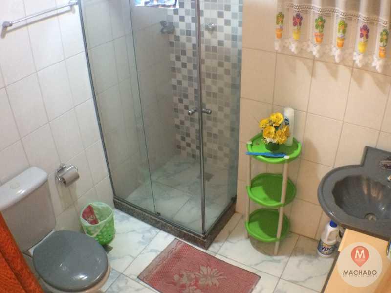 10 - Banheiro - APARTAMENTO À VENDA EM ARARUAMA - IGUABINHA - AP-0069 - 12