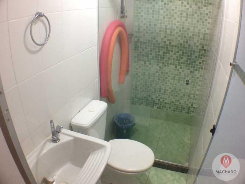 11 - Banheiro - APARTAMENTO À VENDA EM ARARUAMA - IGUABINHA - AP-0069 - 13