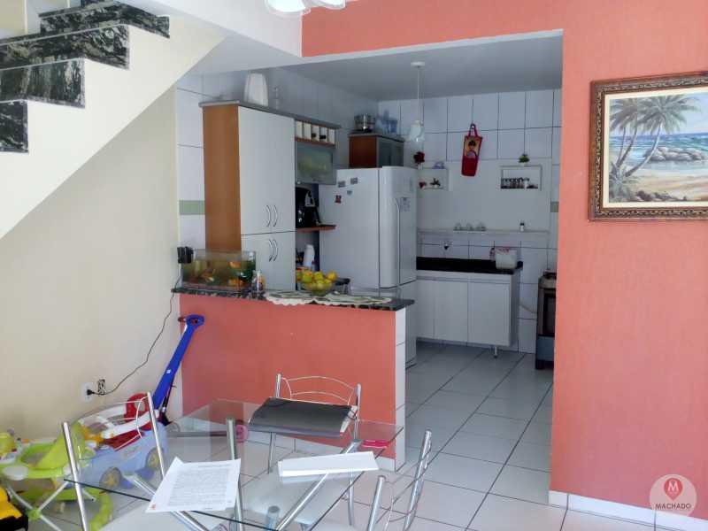 3 - Copa/ Cozinha - CASA EM CONDOMÍNIO À VENDA - CD-0038 - 4