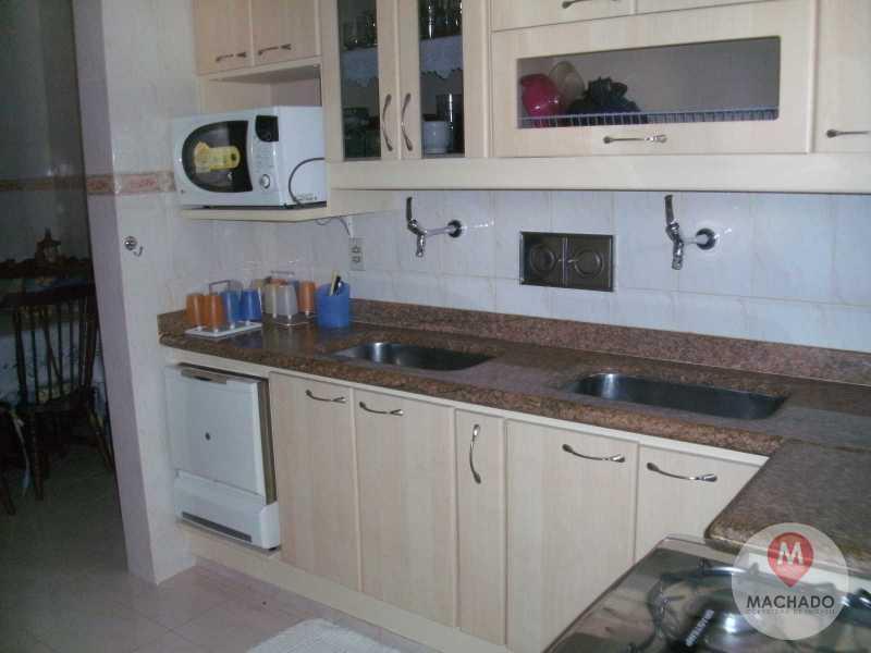 6 - Cozinha - CASA EM CONDOMÍNIO À VENDA - CD-0095 - 7