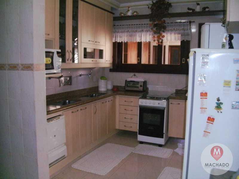 5 - Cozinha - CASA EM CONDOMÍNIO À VENDA - CD-0095 - 6