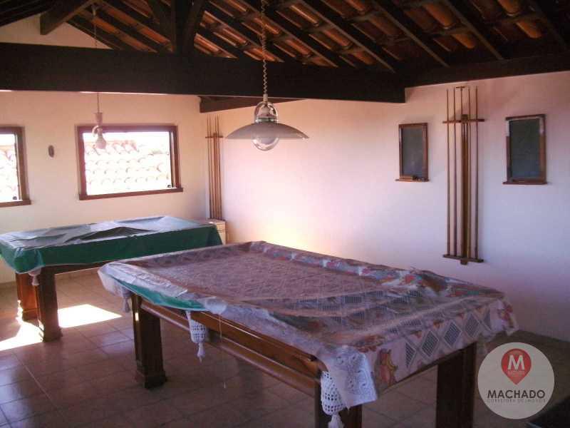16 - Salão de Jogos - CASA EM CONDOMÍNIO À VENDA - CD-0095 - 17