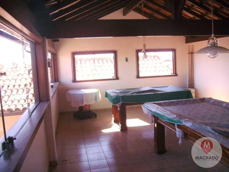 17 - Salão de Jogos - CASA EM CONDOMÍNIO À VENDA - CD-0095 - 18