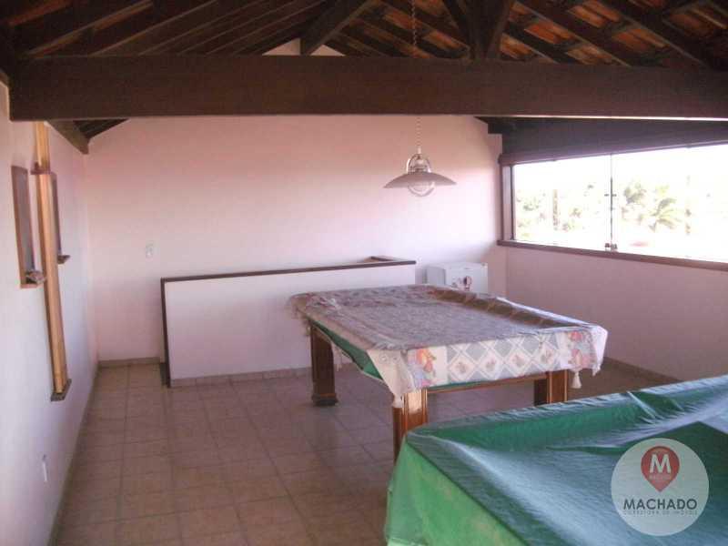 18 - Salão de Jogos - CASA EM CONDOMÍNIO À VENDA - CD-0095 - 19