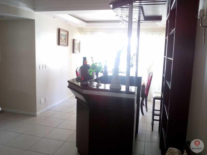 4 - Sala - COBERTURA À VENDA EM CABO FRIO - VILA NOVA - AP-0032 - 5