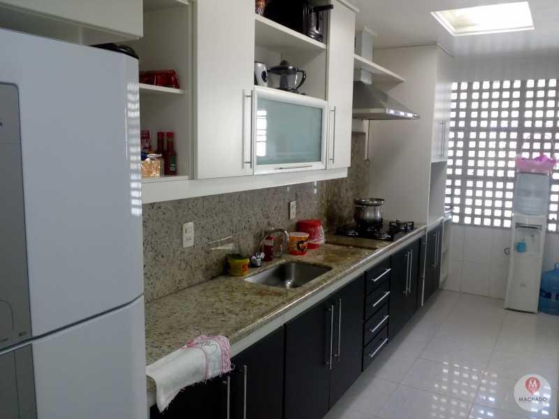 6 - Cozinha - COBERTURA À VENDA EM CABO FRIO - VILA NOVA - AP-0032 - 7