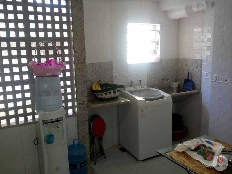 9 - Área de Serviço - COBERTURA À VENDA EM CABO FRIO - VILA NOVA - AP-0032 - 10
