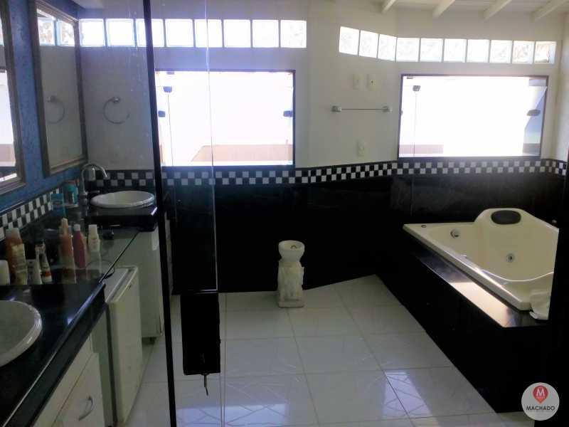 16 - Banho Suíte - COBERTURA À VENDA EM CABO FRIO - VILA NOVA - AP-0032 - 17