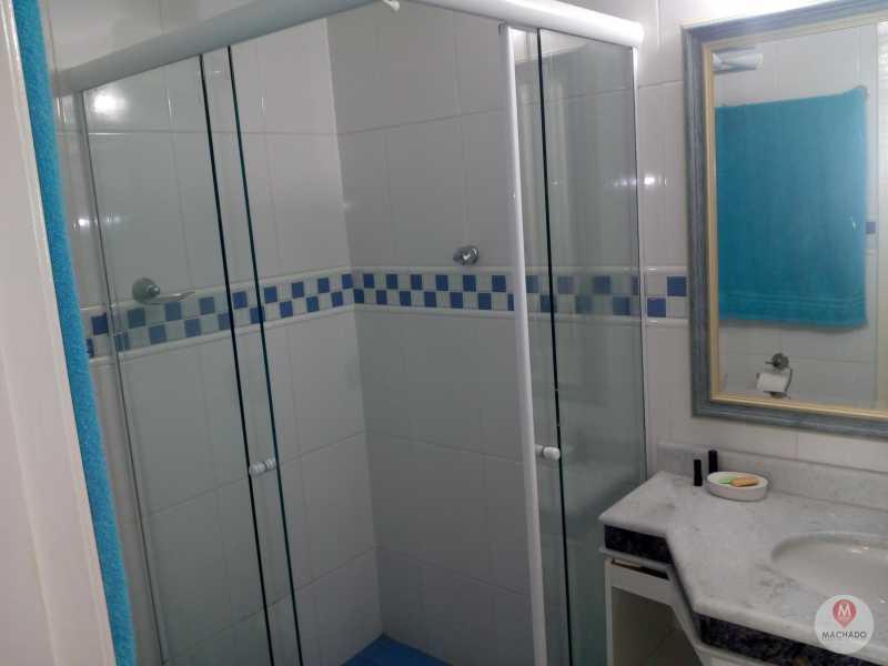 20 - Banheiro Social - COBERTURA À VENDA EM CABO FRIO - VILA NOVA - AP-0032 - 21